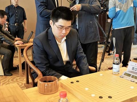 上海围棋协会讣告,24岁围棋国手范蕴若离世细节曝光,看了真难受