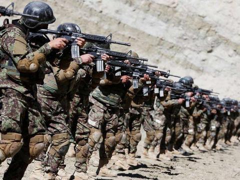行踪遭泄露!阿富汗安全部队强势出击,9名塔利班武装人员死亡