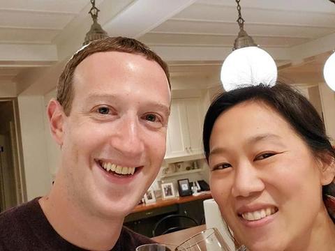 Facebook华裔老板娘泳装照罕见曝光被吐槽长得丑,老公却超宠她