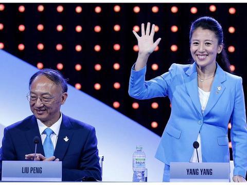 挺着孕肚申奥的奥运冠军!获得过59个世界冠军,在WADA身居高位