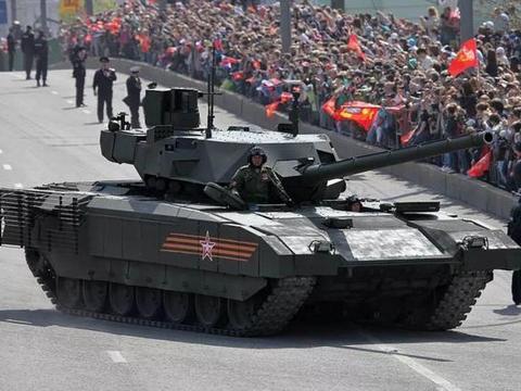 印度盯上重型四代坦克,巴铁迎来强悍对手,俄罗斯却留了个心眼