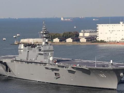 出云号将不再是准航母?比辽宁舰更强,舰载机战力是歼-15的3倍