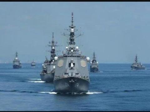印度多了一个帮手,日本出动军舰,挺进印度洋,对外释放两大信号