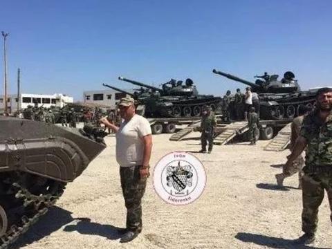 击败叙利亚政府军,撕掉全部阿萨德画像,第五军团倒戈后战力猛增