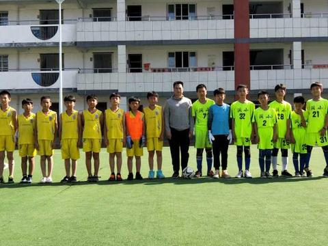 汉阴县涧池镇第六届小学生足球赛圆满落幕