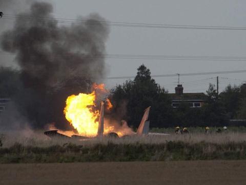 美军F16坠毁,两月内连续8起事故,已覆盖全部主力型号战机