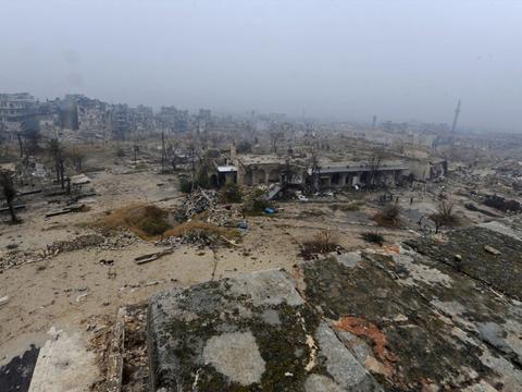 俄土伊三国总统就叙利亚问题举行视频会议