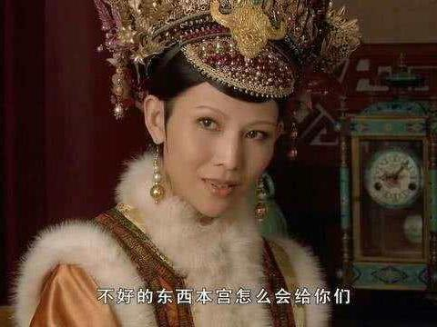 《甄嬛传》同样不许怀孕,为何皇后给安陵容汤药给祺嫔红麝香珠?