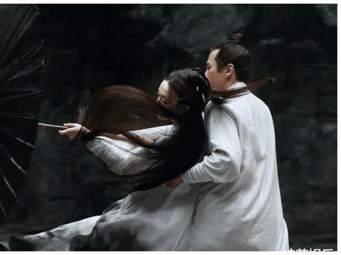 有着唯美中国风的《影》,两个角色身上,其实也能看出忍让之道