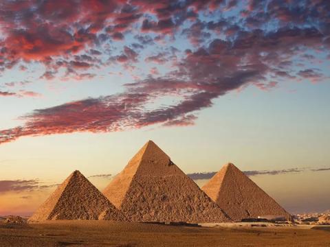 你以为埃及只有金字塔?那就大错特错了
