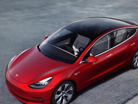 另辟蹊径的电动车型,特斯拉Model 3好玩有趣