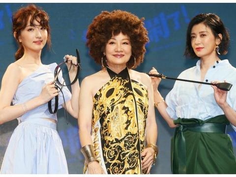 贾静雯首次担任制作人 与比莉柯佳嬿主演喜剧