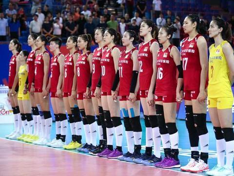 中国女排4大主力,1年后或集体离开国家队!空缺之位谁来接班