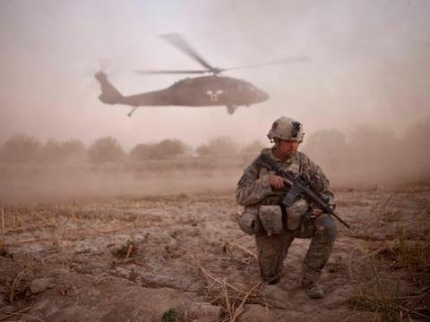 赏金猎人是谁?在塔利班基地发现大量美元,可能来自美国情报部门