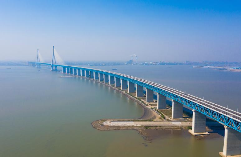 """官宣:南通未来""""八龙过江"""",北沿江高铁和过江通道力争同步开工"""