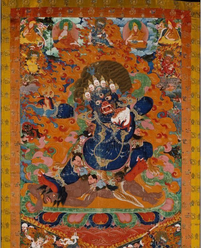 《与神同行》的地狱,跟佛教有什么不同?