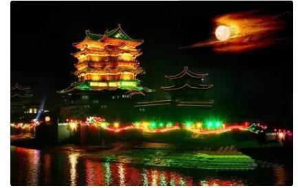 2020想去中国江西旅游的景点:滕王阁,明月山,婺源江湾,武功山