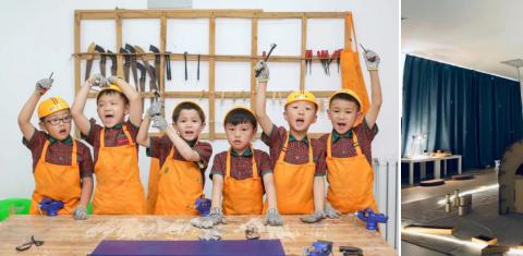 招生了!大龙湖畔省优质幼儿园 新加坡伊顿国际幼儿学校徐州校区