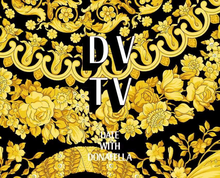 DV TV | Date with Donatella | Chiara Ferragni 是意大利无人不