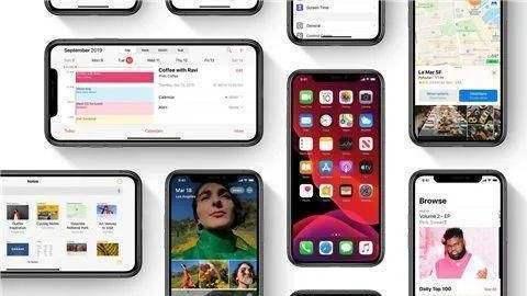 """王牌""""也在为上市做准备!你看好iOS14系统吗?"""