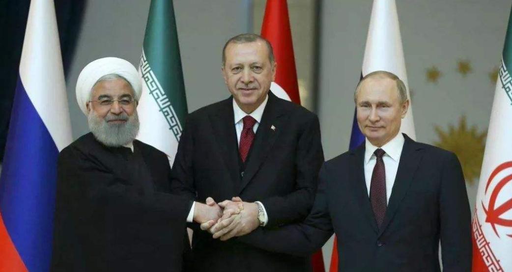 普京表示,美国对叙利亚的制裁非法且增添问题