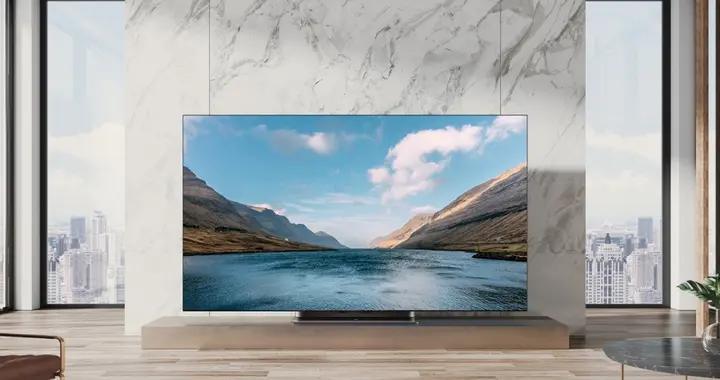 小米史上最高端电视发布:98.8%屏占比、售价12999元