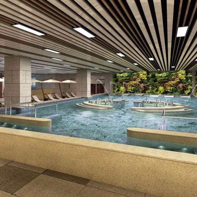 阜阳市中心,这个洗浴场所明天复工营业,有个通告需注意