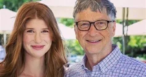 比尔盖茨女儿要学医,坦言自己生而享有特权,想让世界变更好