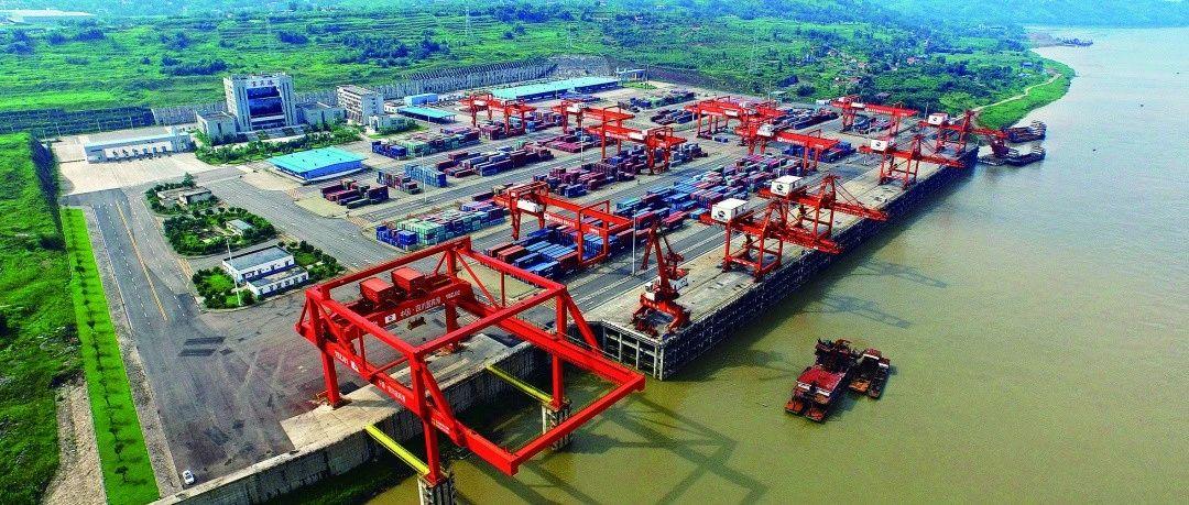 向水而生 共待花开 长江内河船员感受行业回暖气息