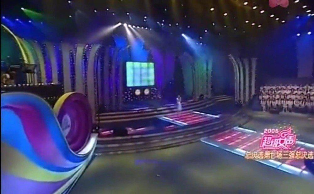 张含韵15年前唱《酸酸甜甜就是我》 真的不敢相信会是倒数第一……