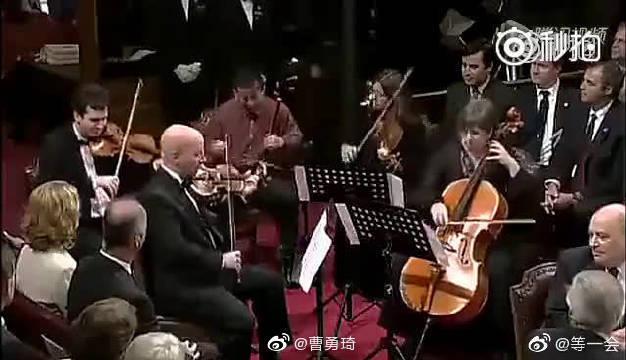一把中国二胡在加拿大力压4把大小提琴……