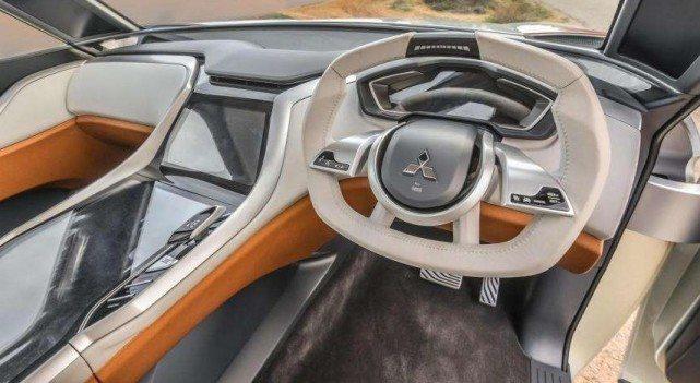 """三菱""""新战将""""比奔驰g好看,配隐藏式门把手+多块液晶屏,优秀"""