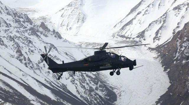 关键性能超越阿帕奇,印度国产武直量产,武直-10最大对手来了!