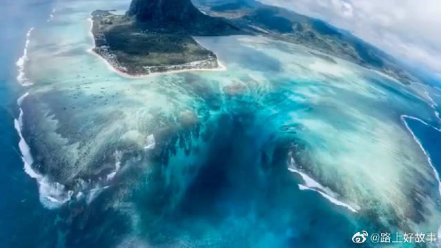 不敢信自己眼睛,见过大海的幻妙之处吗……