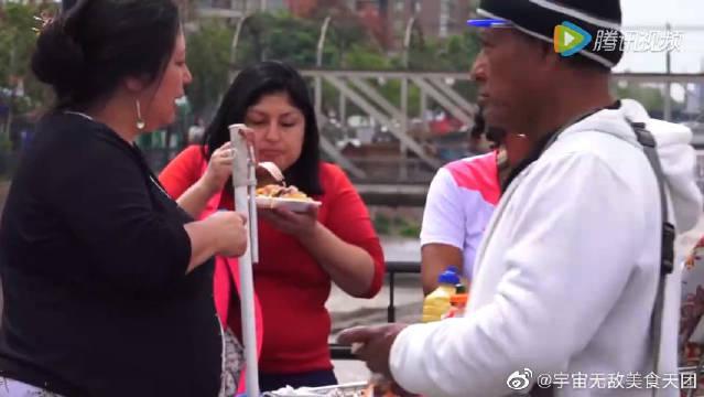 看看印第安人发源地智利的街头美食是什么样的……