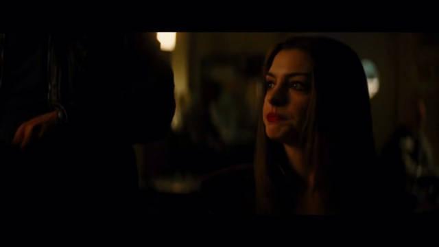 安妮·海瑟薇演技惊人呀! 前段的可怜,中间的狠,后段的害怕……