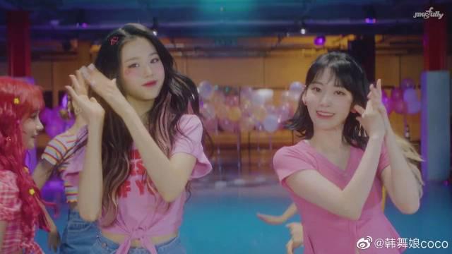 IZ*ONE新曲《Pretty》特别舞蹈版……