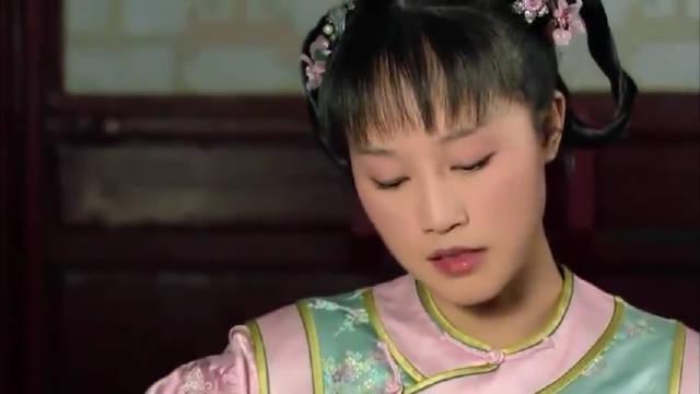 还记得蓝盈莹在《甄嬛传》中的浣碧吗?