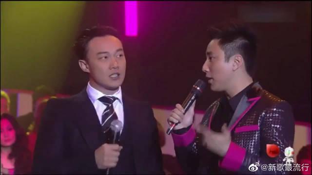 黄宗泽被选中和陈奕迅合唱《K歌之王》……