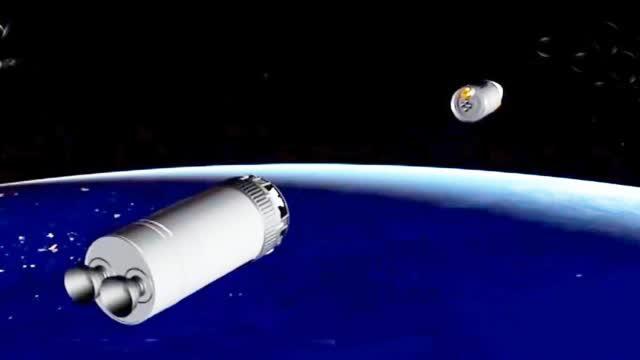 """全三维仿真模拟 在实验室造一艘""""数字化""""载人飞船"""