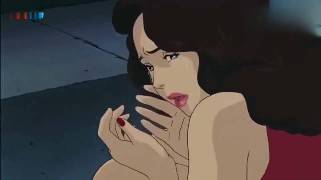 宫崎骏作品中,比《千与千寻》早几年的无脸怪,不小心就吓到人