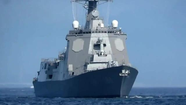新万吨舰海试航母将诞生,安倍很得意,为自卫队海外动武开绿灯
