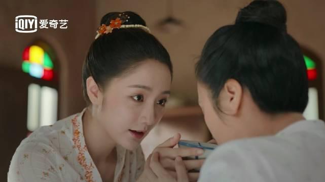 《小娘惹》肖燕演技真的太可以了!菊香的温驯与坚韧……