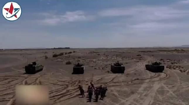 中国红箭10反坦克导弹发射画面曝光!