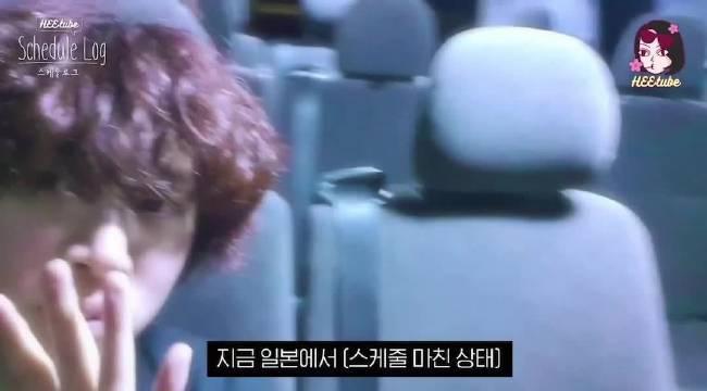 金希澈和他可爱的弟弟曺圭贤 希澈第一个镜头刚转过去 圭贤太可爱