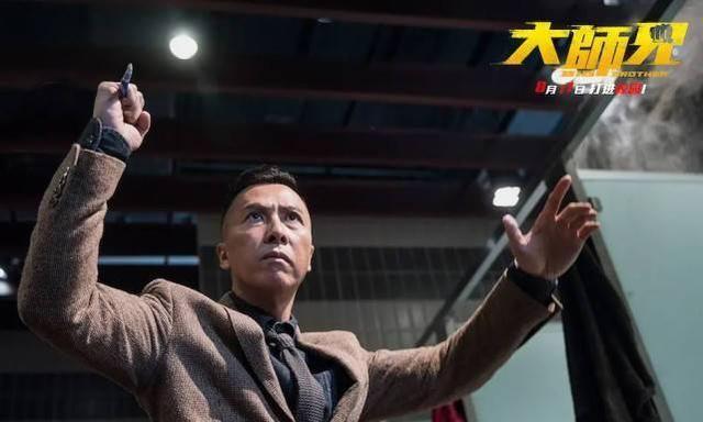 内地票房仅收1.46亿,陈乔恩已尽力,甄子丹的号召力被高估?