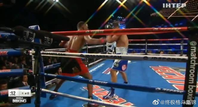 丹尼尔·雅各布斯 vs 谢尔盖·德里扬琴科(六)