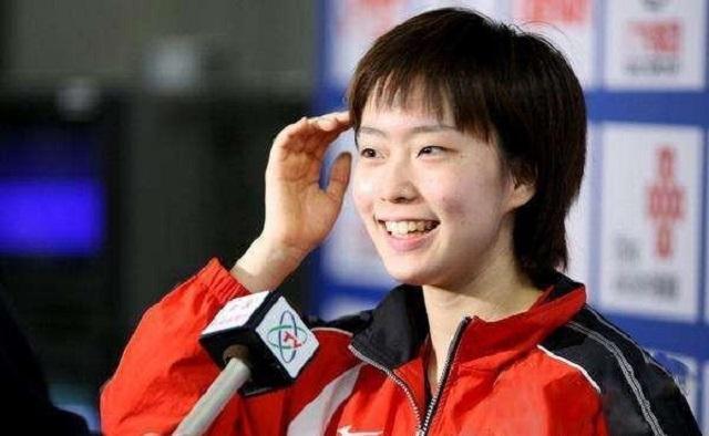 热爱中国文化的日本乒乓女神,苦学中文,直言:自己想嫁给中国人