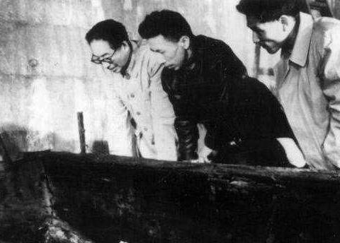 郭沫若一生做的错误决定,挖掘明皇陵,尸骨和文物大受破坏