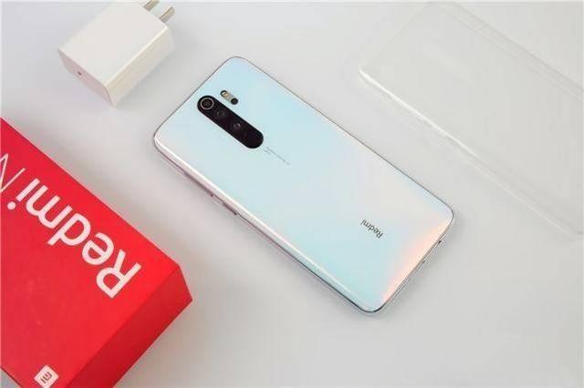 红米note8系列销量突破千万台